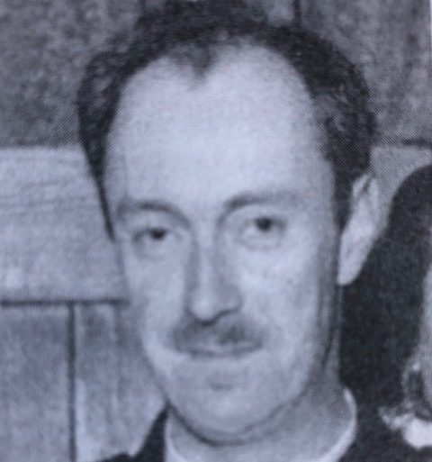 Revd Ken Burghall R.I.P.