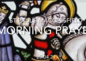 25th April Morning Worship