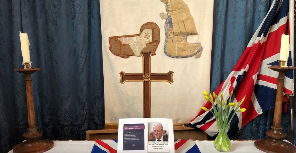 All Age Worship 11/4/21 – remembering the Duke of Edinburgh