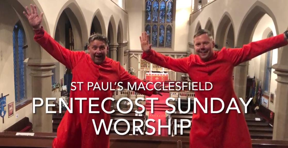 Pentecost – 2021