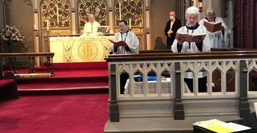Parish Communion – 16-05-21