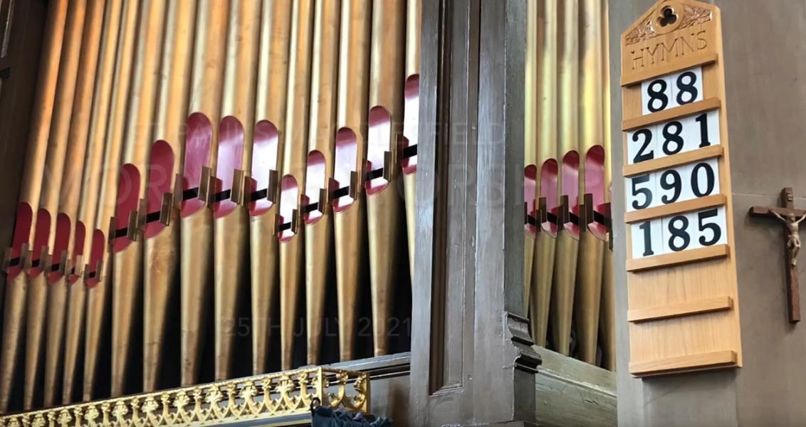 Sunday Morning Worship – 25/7/21